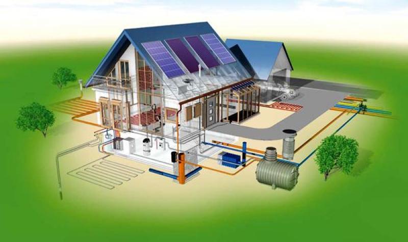 Impianti di riscaldamento raffrescamento a pavimento rehau